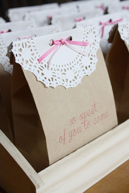 Wedding Favor Bag Ideas : Trend dei Wedding favor, ma che sia ?made with love? Matrimonio ...